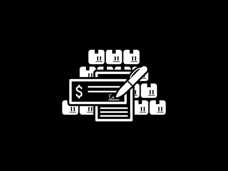 Wholesale vector icon.